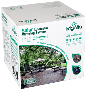 Irrigatia Patio watering Kit